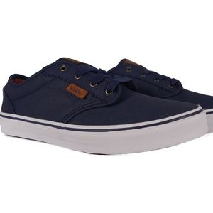 VANS Atwood DX Waxed (Dress Blue / White)